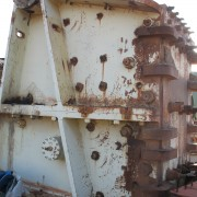 Item 133 Vickers 60 x 48 D.T Crusher Mainframe