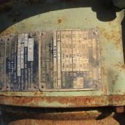 Item 169 ( B 11034 ) Hoist Nameplate )