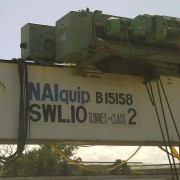 Item 170 Bridge Hoist Photo