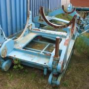 Item 35 Humboldt PRV 140-100 Gear Box-Motor Mounting FrameIMG_0013