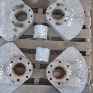 # K 105 Schenck DF 604 V Counterweight Set (2)