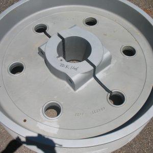 # K 146 Jaques 42 x 48 V E Drive Pulley (1)