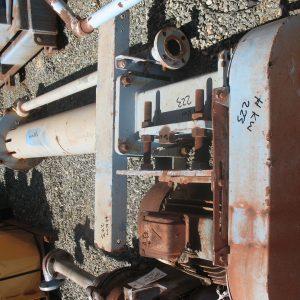 # K 223 Warman Submersible Pump Frame VDH  Type GBS   (1)