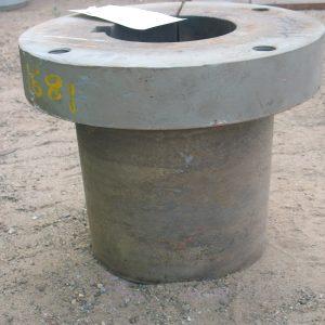 # K 44 7 Ft SXHD  W 6.5 inch QD Bush