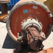 # K 83 RCR Pulley SD 3140 Bearings Lagged  (2)
