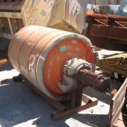 # K 83 RCR Pulley SD 3140 Bearings Lagged  (4)