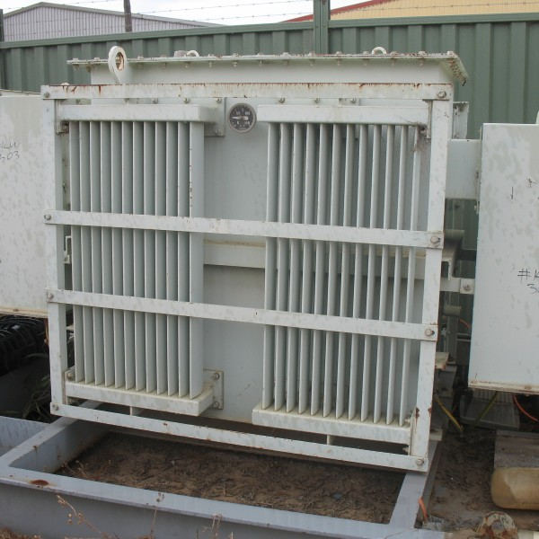 ABB Xfr 500KVA  11KV-1012V-440V 50Hz  (1)