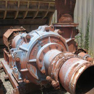 # K 199 Warman Horizontal Pump 300L  (1)
