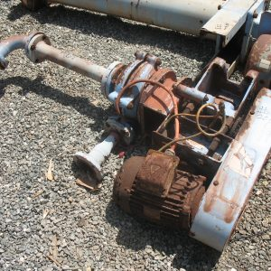 # K 206 Warman Pump  3-2 AH  (1)