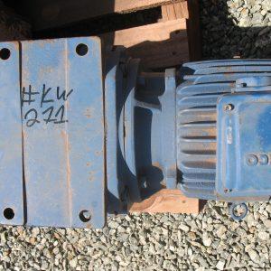 # K 211 Rossi Reducer - 4KW Motor  (1)
