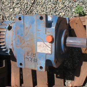 # K 212 Rossi Gear Reducer - 4KW Motor  (3)