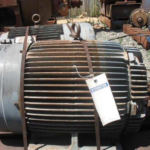 # K 215 Teco Motor 22KW  6P (1)