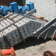 # K 254 HPGR Discharge Chute Bolted Liners  (1)