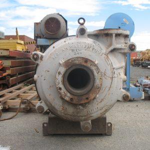 # K 257 Warman Bare Pump On Base (1)