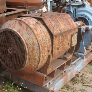 # K 262 8-6 Warman Pump On Base (1)