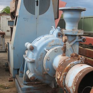 # K 263 10-8 Warman Pump On Base  (1)