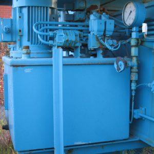 # K 264  Humboldt Wedag RPV 140 - 100 HPGR  Frame & Hydraulic P Pack  (4)