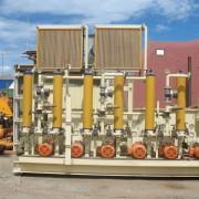 # K 265 60 x 89 Gyratory Lube-Hyd PP Unit  (2)