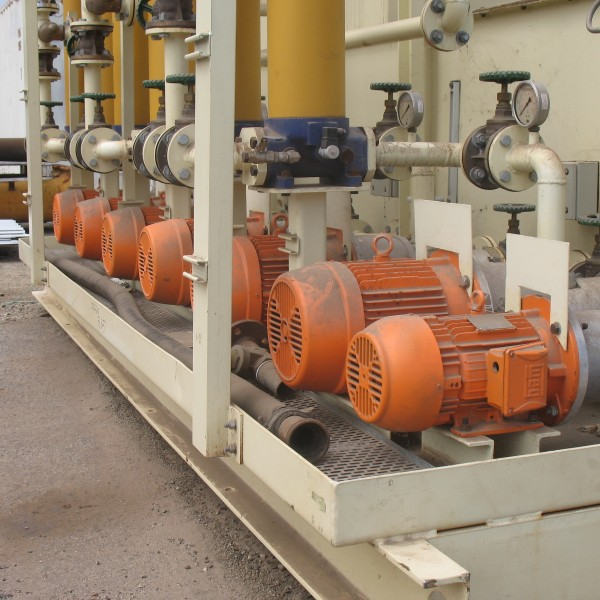 # K 265 60 x 89 Gyratory Lube-Hyd PP Unit  (5)