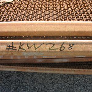 # K 268 JCI Screen Mats 1880 x 1220mm 15 AP x 5mm Wire (1)
