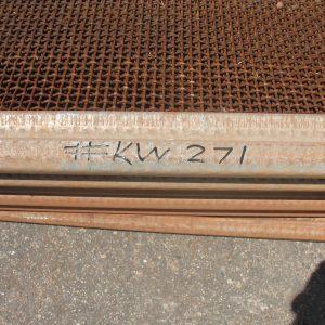 # K 271 J C I Screen Mats 1880mm x 1220mm 8mm AP x 3 mm wire (1)
