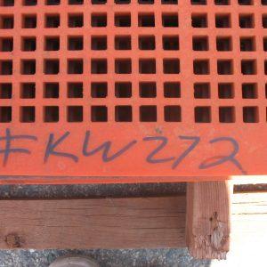 # K 272 JCI Screen Mats 1880mm x 1220mm 20mm AP x 5mm Neoprene   (1)