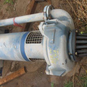 # K 291 Warman Pump Size 65 Frame QV Ser No SY 81607 (1)