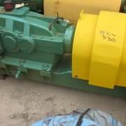 # K 330 gearbox motor &drive fitted with fluid coupling,ratio 18.61 model-TCH3-225-E,,415,rpm1480,CMG 45Kwmotor (