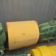 # K 331TCH 3-250-E,ratio 22.-1,55kw,415volt,1480rpm CMG motor (2)