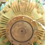 # K 332 TSH01,150kw Motor On Base ,415volts,985rpm,frame D315M,serial-115000145 to suit Echesa drive (2)