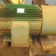 # K 332 TSH01,150kw Motor On Base ,415volts,985rpm,frame D315M,serial-115000145 to suit Echesa drive (3)