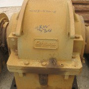 # K 334 Echesa conveyor drive assembly complete with SD3156 bearings pulley size 1250x1100  (2)