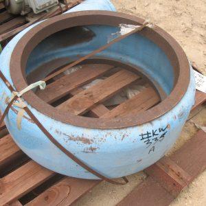 # K 335 3 Off Warman Pump Bodies Ref MQF 6147CA (1)