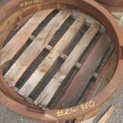 # K 360 Briquette Segment  Ret Rings  (2)
