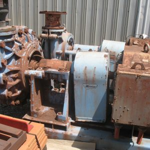 Warman Pump 6- HP  (1)