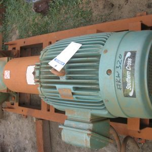 southern cross pump with base size 250x200-315 6pole30hp 22kw 50hertz 975rpm serial-25k2010A07c-note-27757 (1)