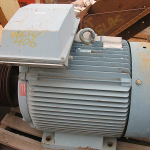 ABB Motor 132KW 4P CW SPB 8 G Pulley (1)