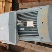 ABB Motor 132KW 4P CW SPB 8 G Pulley (3)