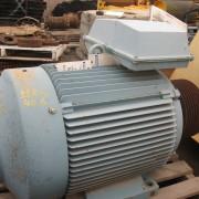 ABB Motor 132KW 4P CW SPB 8 G Pulley (4)