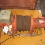 # K 104 Pacific Elect Winch rating 500Kg (1)