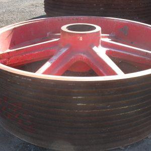 # K 439 Drive Flywheel  (4)