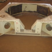 # K 459 HP 500 Transport Frame ( Ex Coalville M-C ) (1)