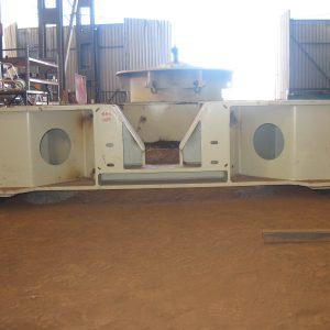 # K 459 HP 500 Transport Frame ( Ex Coalville M-C ) (2)