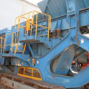 # K 487 Pegson 1100 x800 Premiertrak Machine  (6)