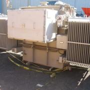 # K 496 Transformer 3000KVA  11KV- 433V-250V Vector DYn 11 Ser No 541309 (3)