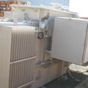 # K 496 Transformer 3000KVA  11KV- 433V-250V Vector DYn 11 Ser No 541309 (5)