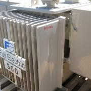 # K 501 XFr 300KVA PV 11KV  SecV 433-250 Vector DYn 11 50 Hz  Ser No 571174 Yr 2014 (3)