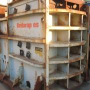 # K 513 C Rapids 36 x 48 Main Frame Ser No 47532 See # K 489 (3)