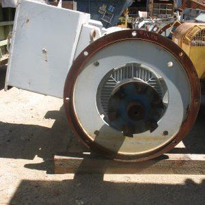 # K 525 Weg 800HP 60 Hz Falk Pt No 2920999 Mod HGF6806 V 4160 RPM 1784 (4)