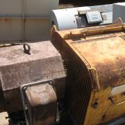 # K 527 Flender Drive Teco Motor 90KW 2P 60 Hz C-W Brake Assy G Box B3SH 10 A N1 1440 N2 49 (3)